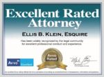 Excellent Rated Attorney